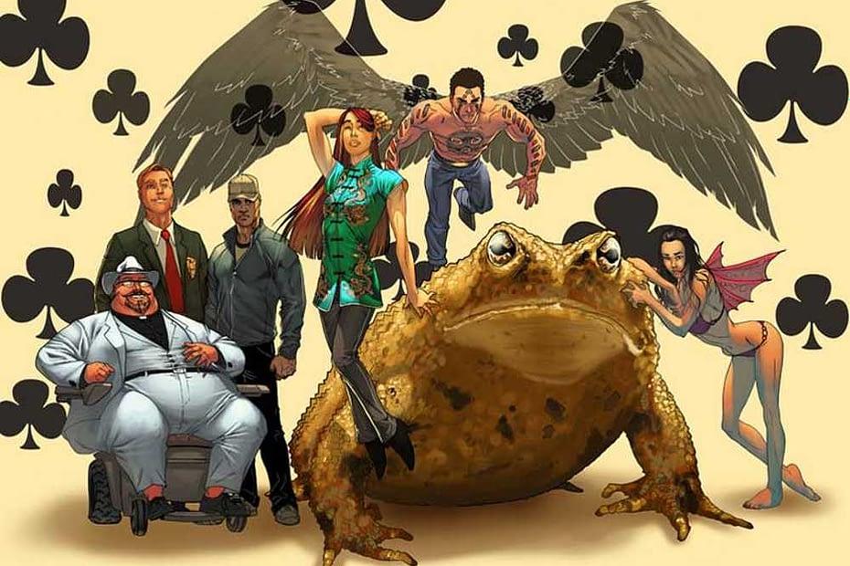 Wild Cards sorozat